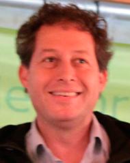 Gerard Joost Esser, voorzitter van de stichting Zuilen en Vecht