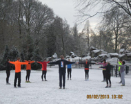 harloopgroep winter